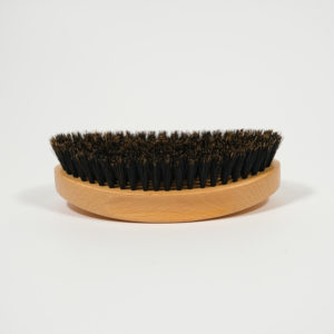 Crazy Pouss Barbe - Brosse Ovale pour Barbe - Modele 2
